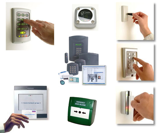 Cctv Systems Access Control Systems And Time Attendance