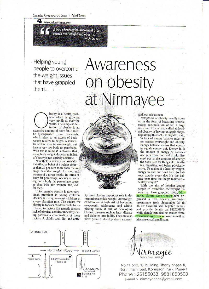 Nirmayee Nature Cure Centre Pune Maharashtra