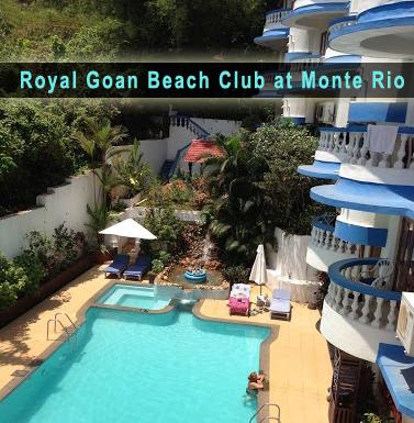 Royal Goan Beach Club Goa Baga