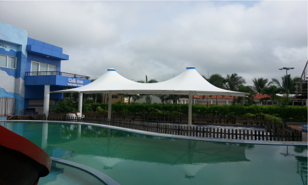 Image result for Swimming-pool-tensile-structures png image