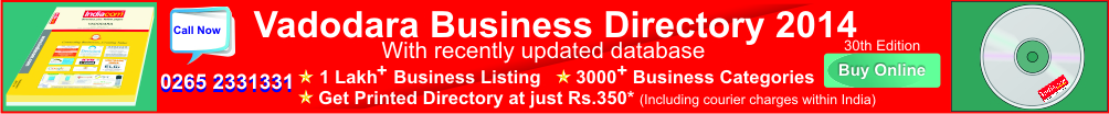 Vadodara Business Directory