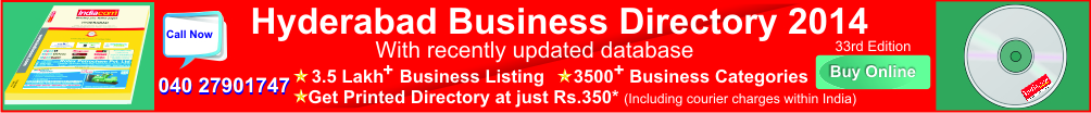 Hyderabad Business Directory